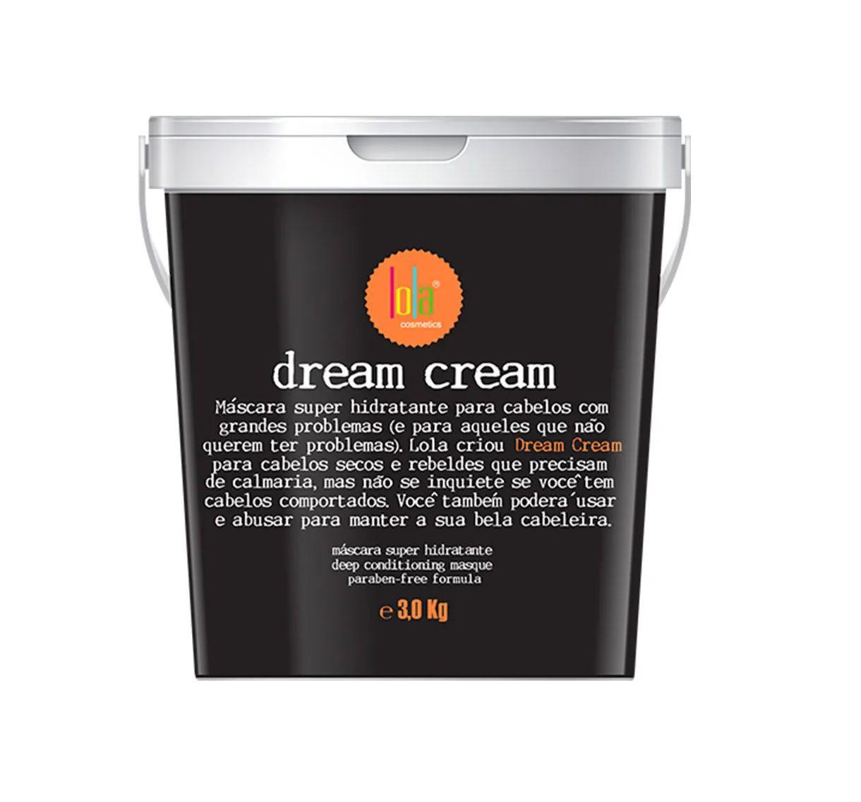 Lola Dream Cream Máscara Hidratante 3 Kg