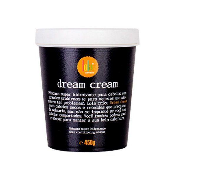 Lola Dream Cream Máscara Super Hidratante - 450g