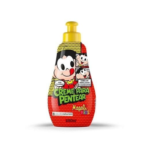Magali Kids Creme Para Pentear - Cabelos Ondulados e Cacheados 200ml