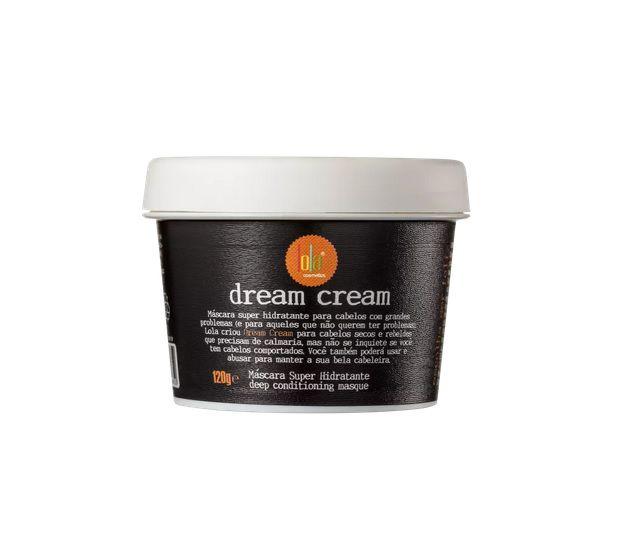 Máscara Super Hidratante Dream Cream Lola Cosmetics 120g