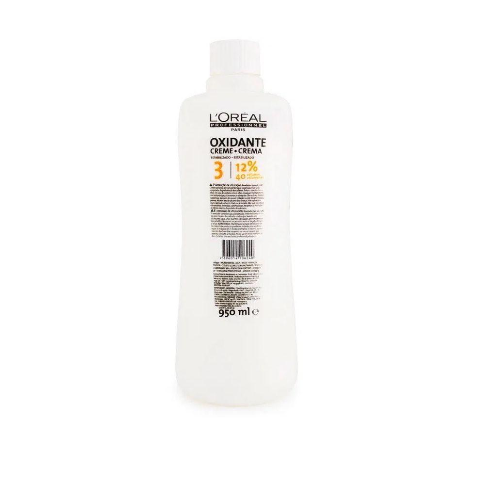 Oxidante Loreal 40 Volumes 950ml 12%