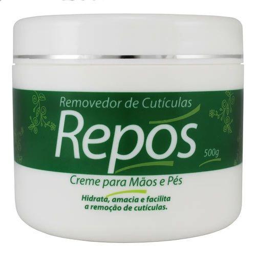 REPOS REMOVEDOR DE CUTICULAS MAOS E PES 500GR