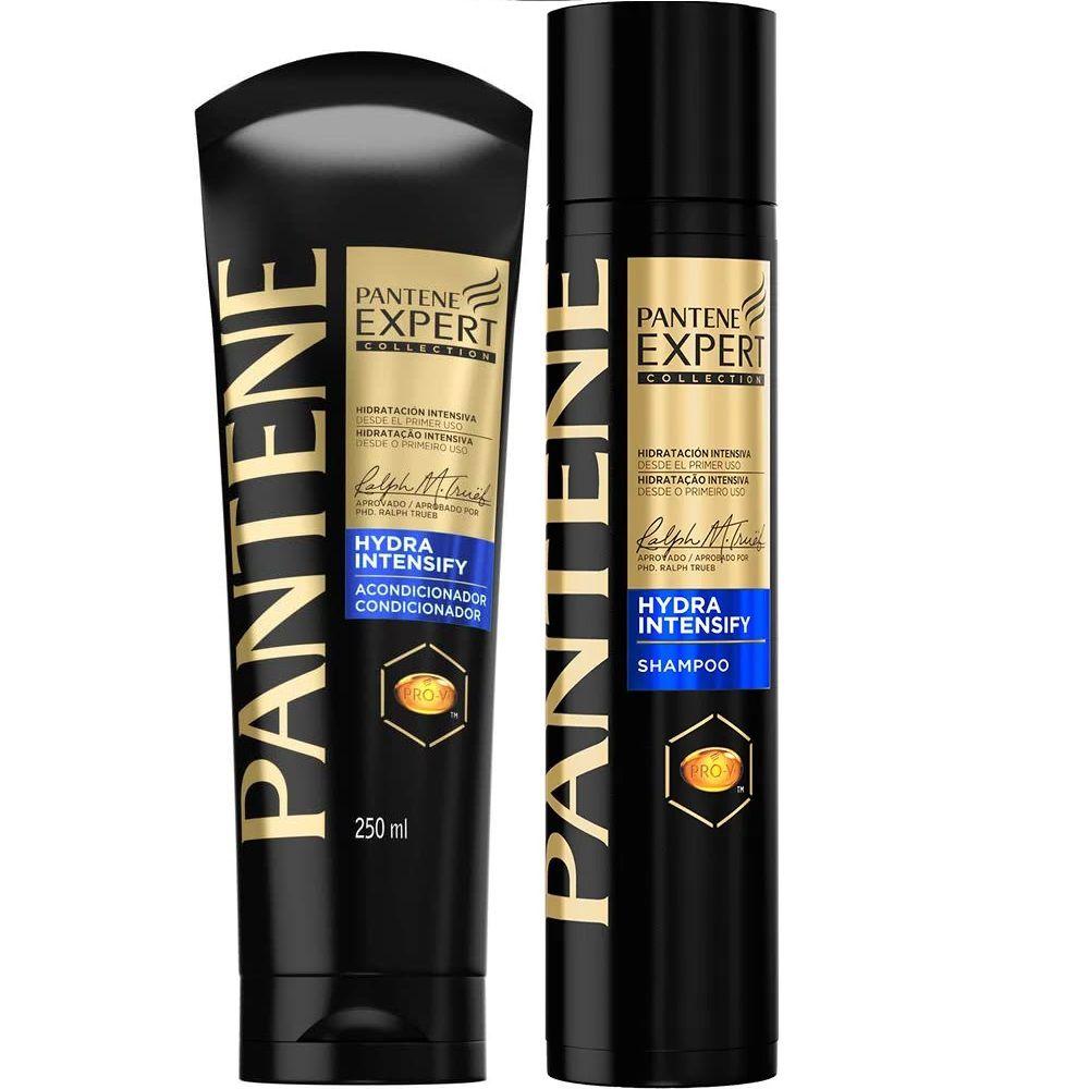shampoo+Condicionador Pantene Expert Hidra Intensify