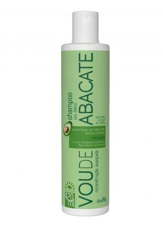 Shampoo Linha Vegana Vou de Abacate Griffus 420ml