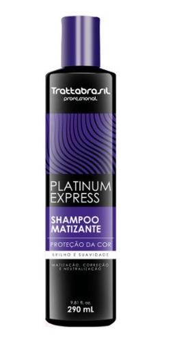 Shampoo Matizante Trattabrasil Professional 300ml