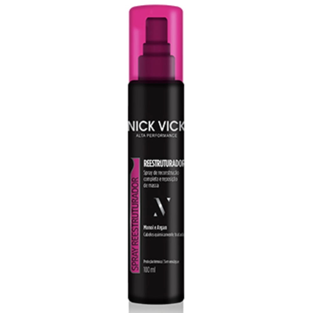Spray Reestruturador Nick Vick Alta Performance 100ml
