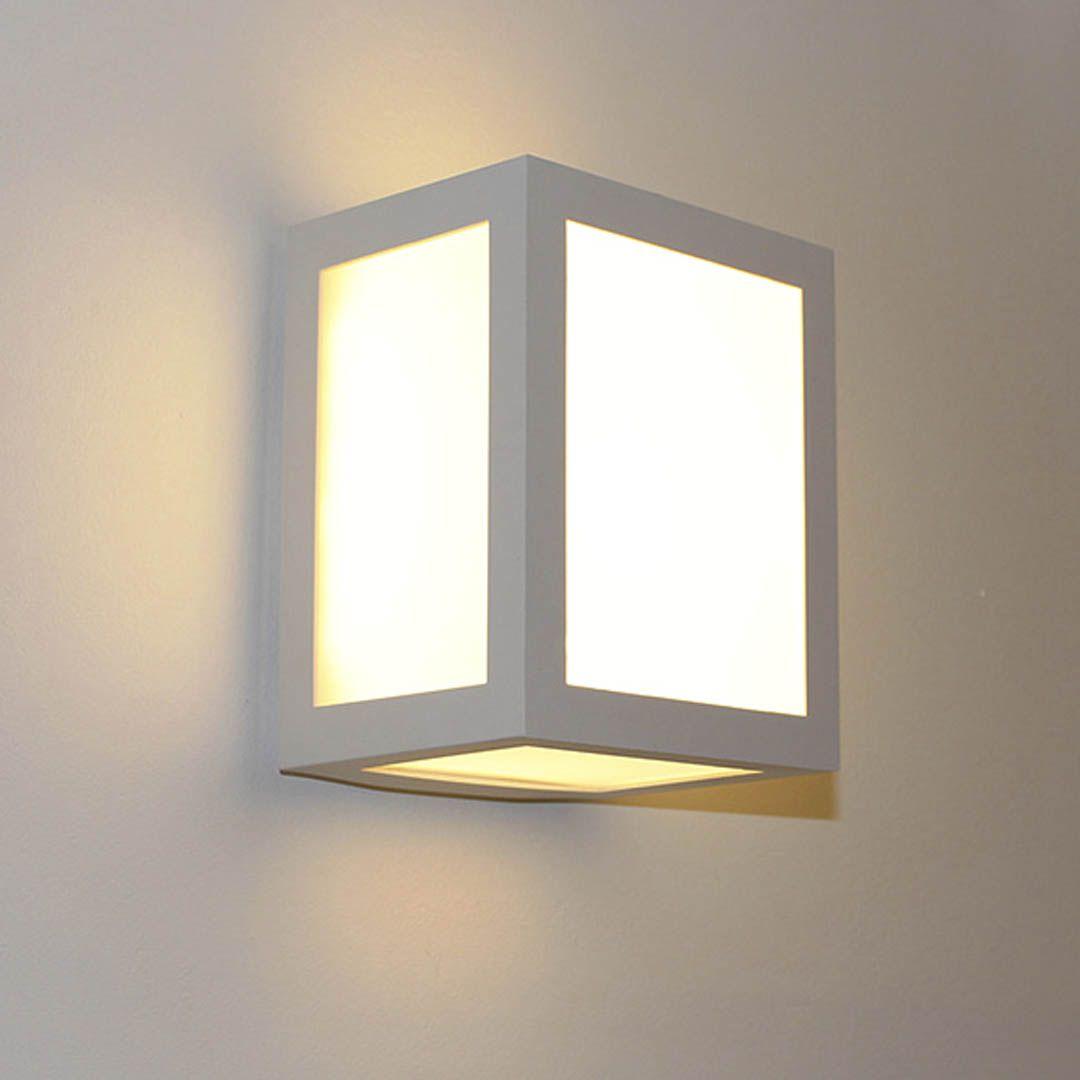 Arandela LED Integrado 12w 3000K Externa - Opus