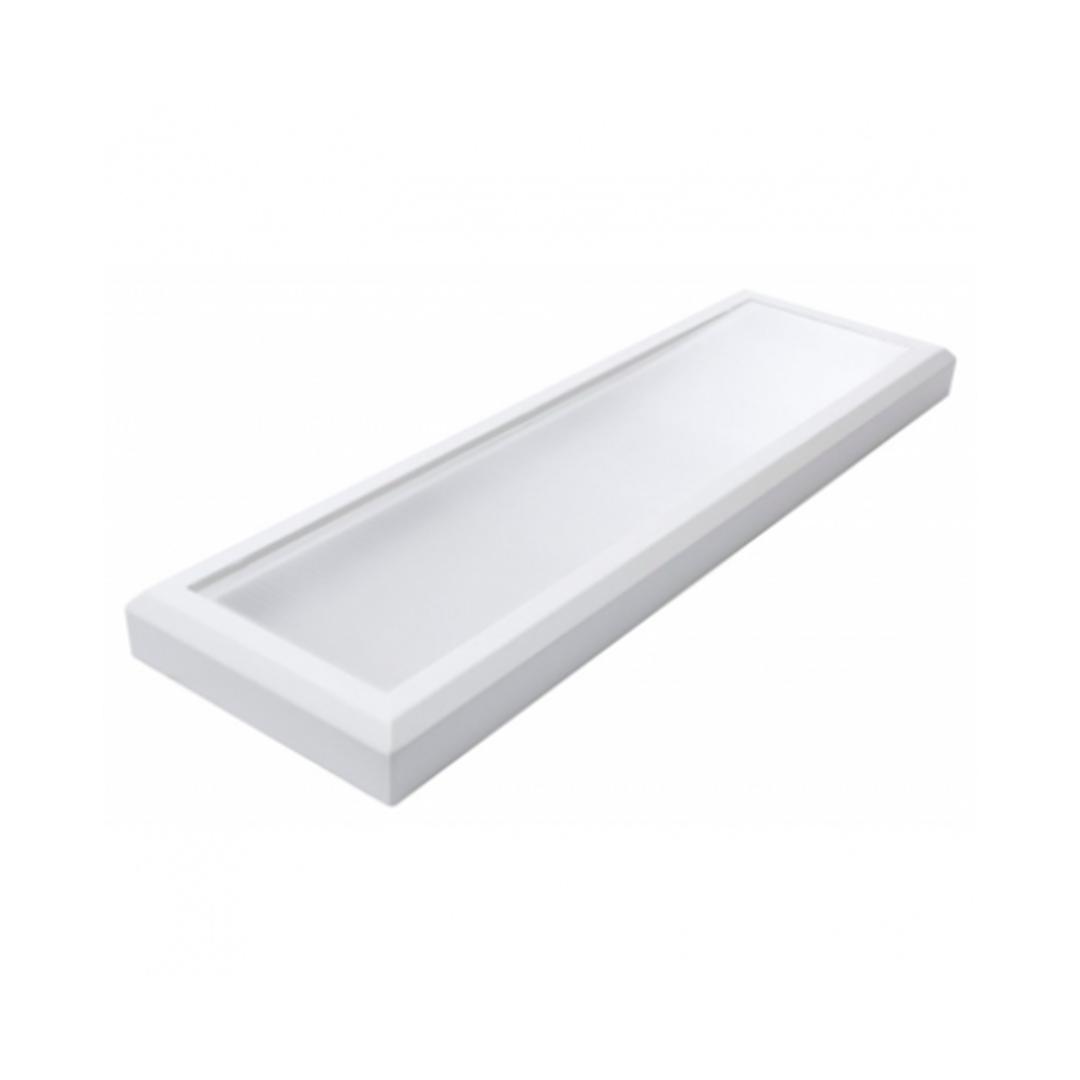 Luminária Plafon Led Retangular 6000k 34w - RCG
