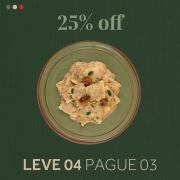 Combo 4x Raviolli Cremona de Carne