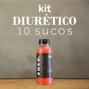 KIT Diurético - 10 SUCOS KUK 5