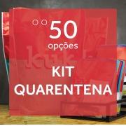 Kit Quarentena - 50 Opções