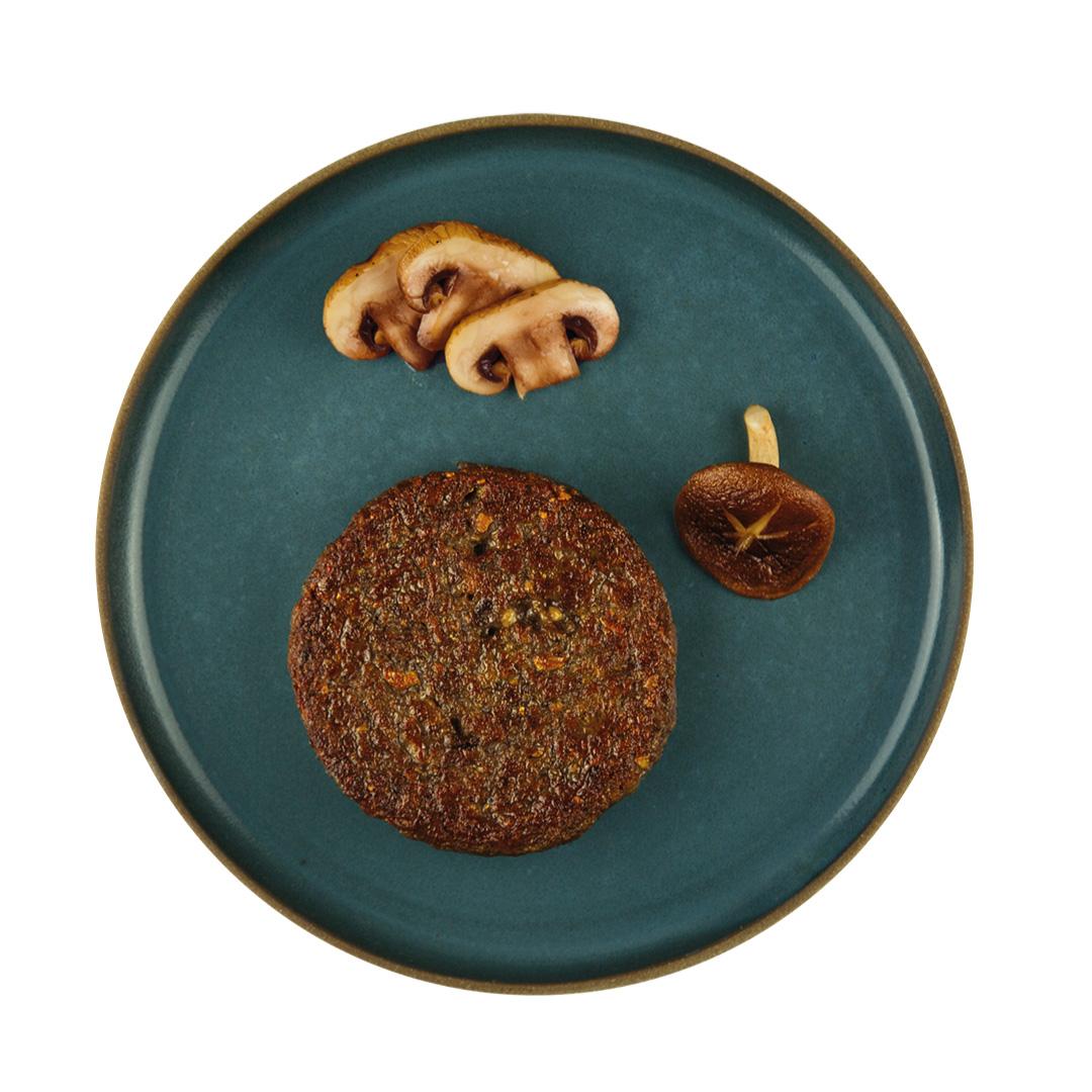 Hambúrguer de Cogumelos  - kük