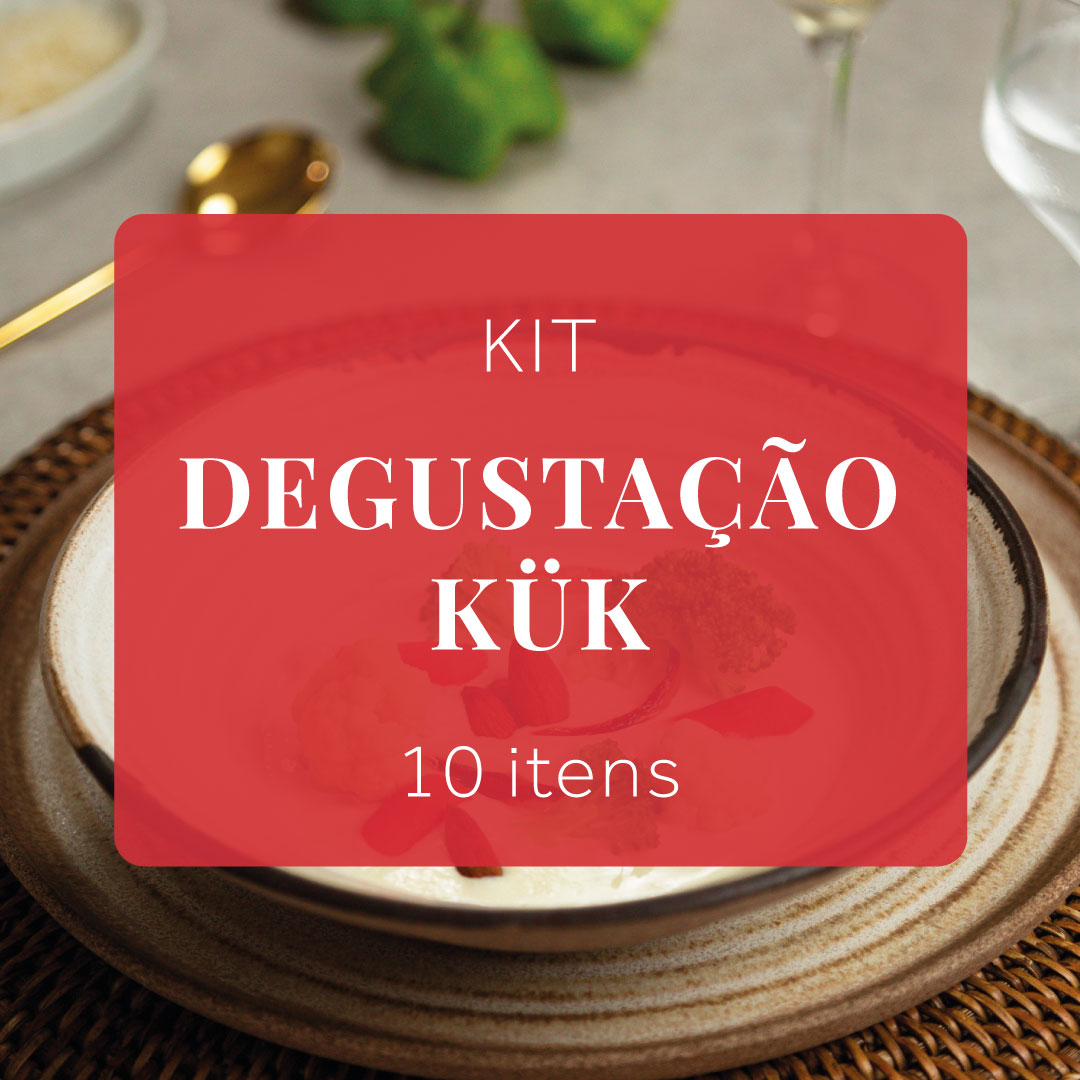 Kit Degustação Kük