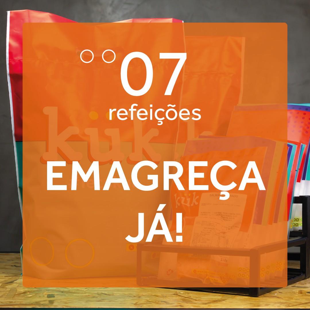 Kit Emagreça já! -7 Refeições