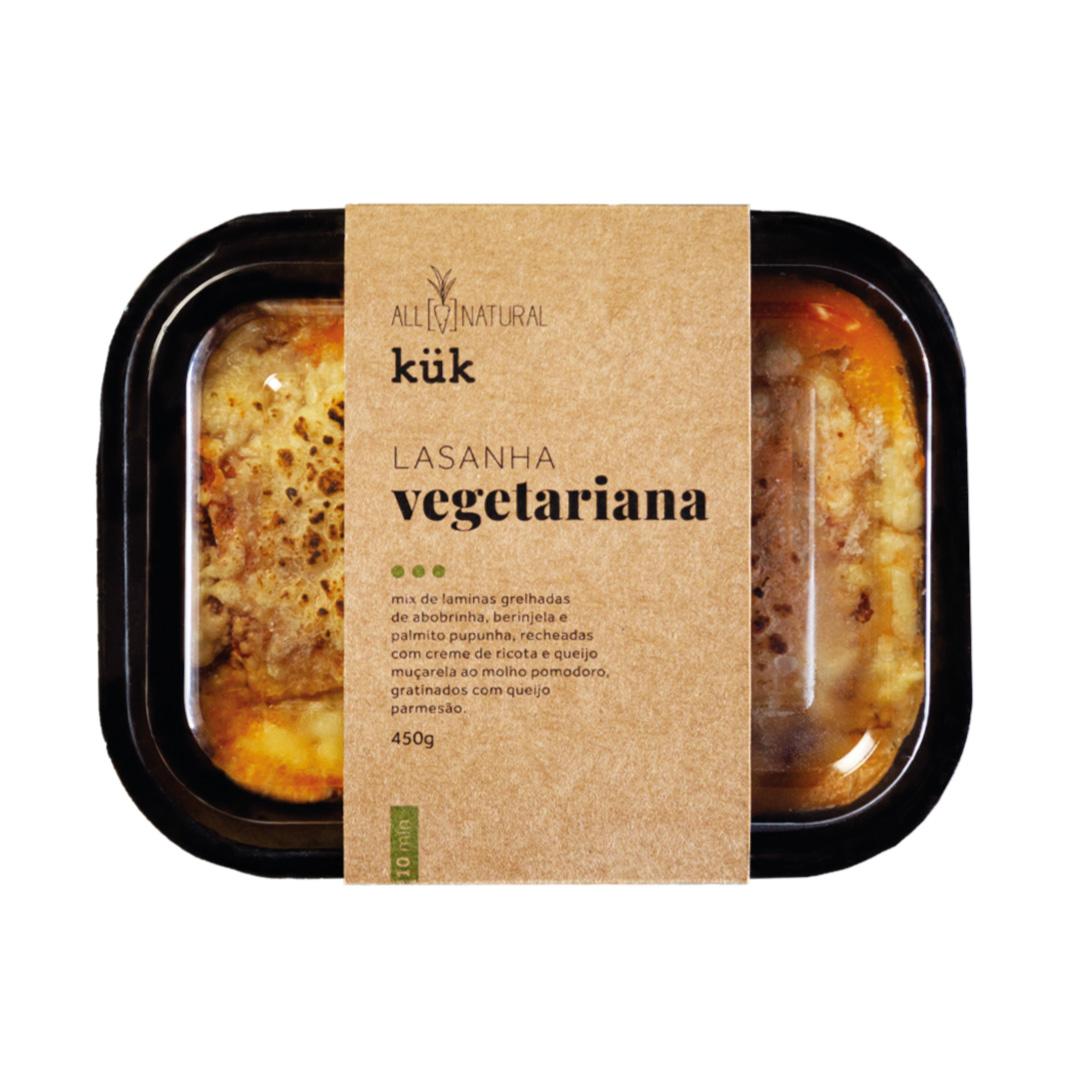 Lasanha Vegetariana  - kük