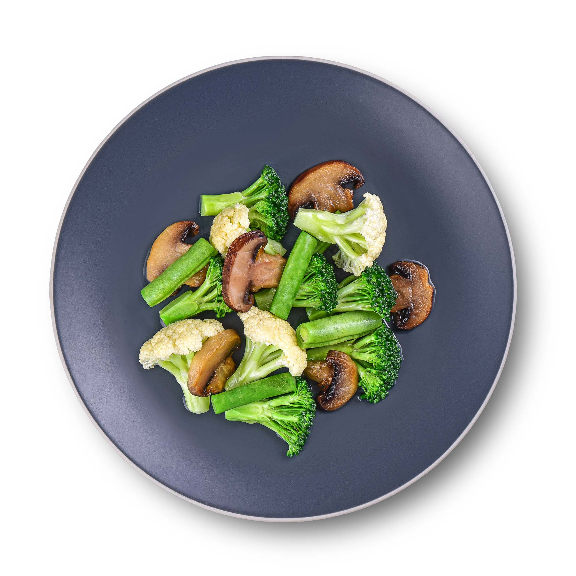 Mix de Legumes Refogados