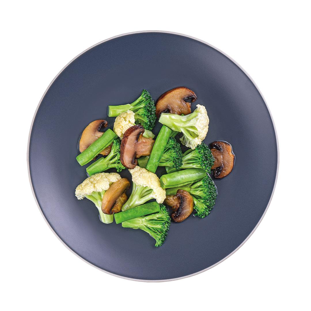 Mix de Legumes Refogados  - kük