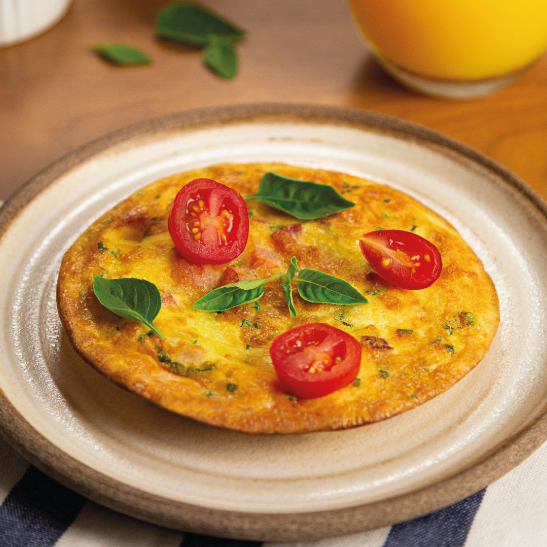 Omelete Italiano  - kük