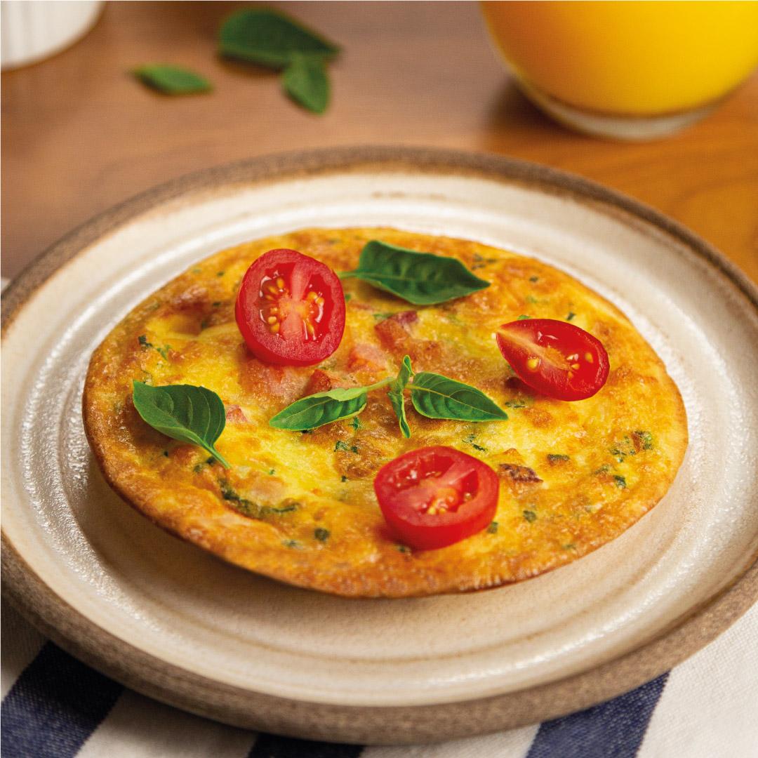 Omelete Italiano