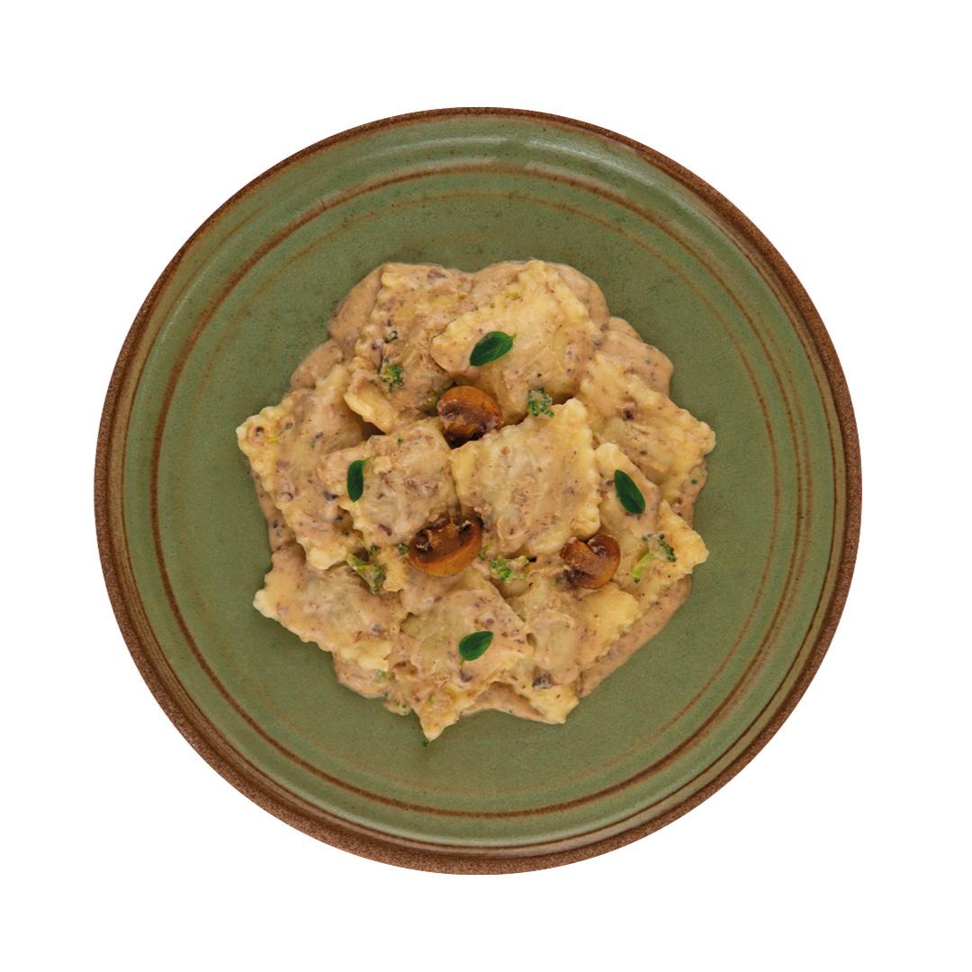 Raviolli Cremona de Carne  - kük