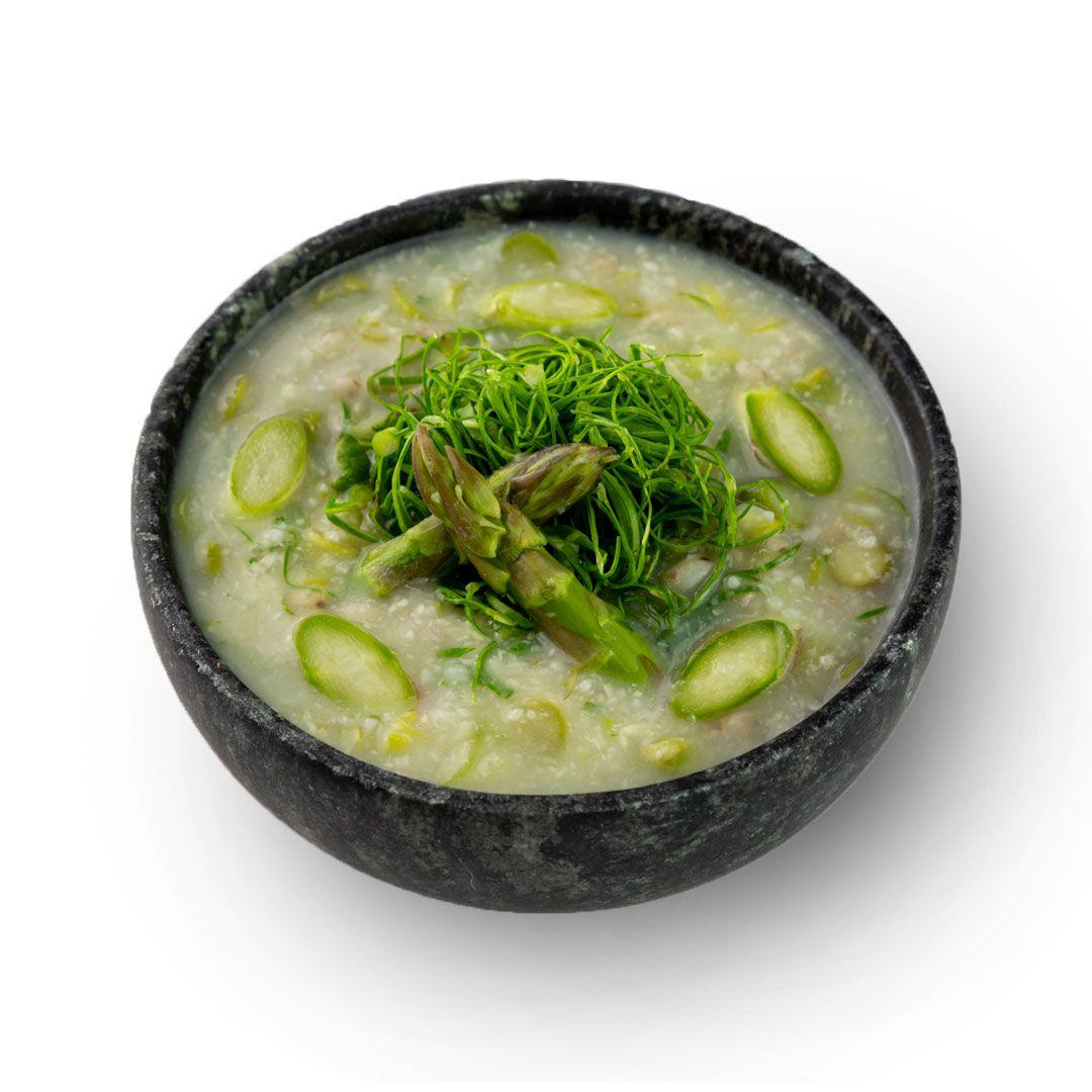 Sopa de Aspargos