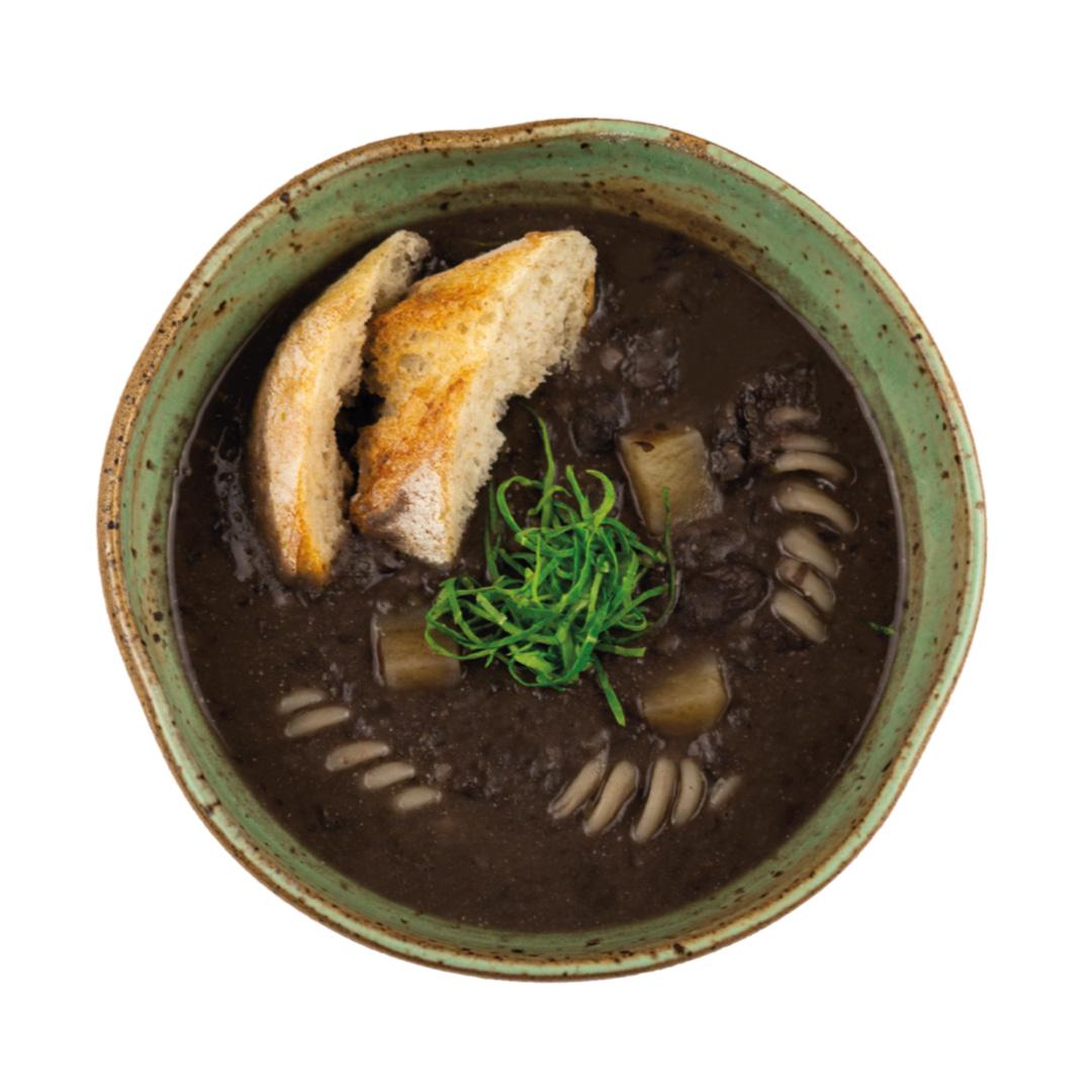 Sopa de Feijão  - kük