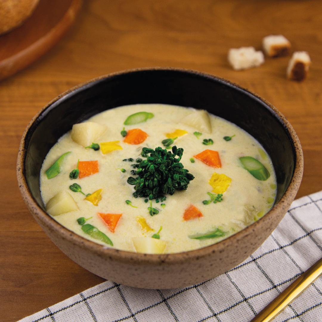 Sopa de Legumes  - kük