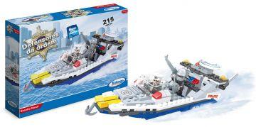 Blocos de Montar Defensores Da Ordem - Escolta Naval