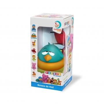 Boneco de Vinil Sonequita - Brinquedo Turma do Pocoyo