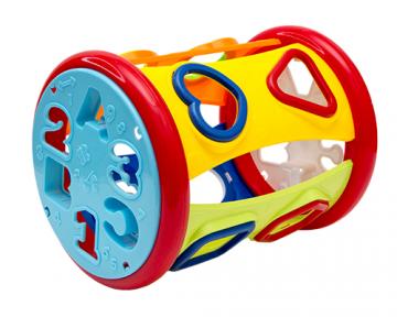 Brinquedo Cilindro Mágico Didático - Pica Pau