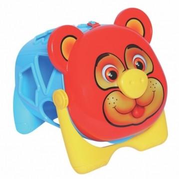 Brinquedo Didático Urso Tomy - Mercotoys