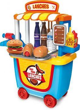 Brinquedo Tendinha Fast Food - Xalingo