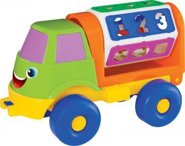 Caminhão Didático Sorriso - Mercotoys