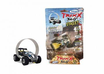 Carrinho de Fricção - Trixx 360º Street - Xalingo