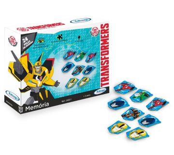 Jogo Da Memória - Transformers - Xalingo