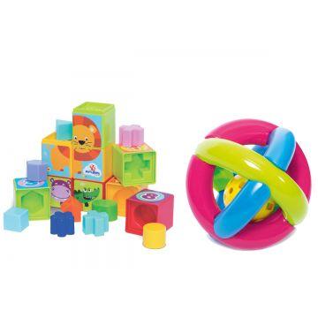 Kit de Brinquedos Educativos 2 anos