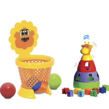 Kit de Brinquedos para Bebês