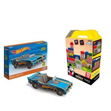 Kit de Brinquedos Educativos 4 anos