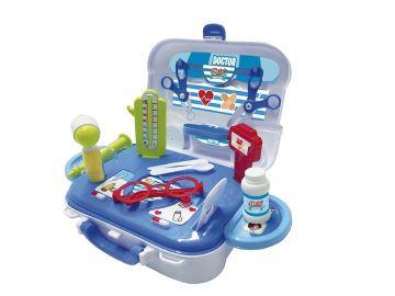 Maleta de Brinquedo de Médico - Playset Xalingo