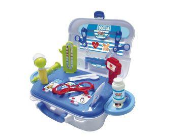 Maleta de Brinquedo Doutor - Playset Xalingo