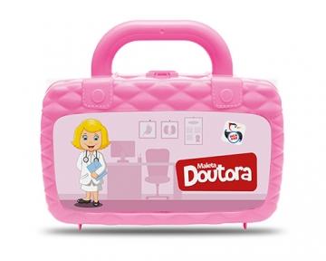 Maleta de Doutora Infantil - Brinquedos Educativos
