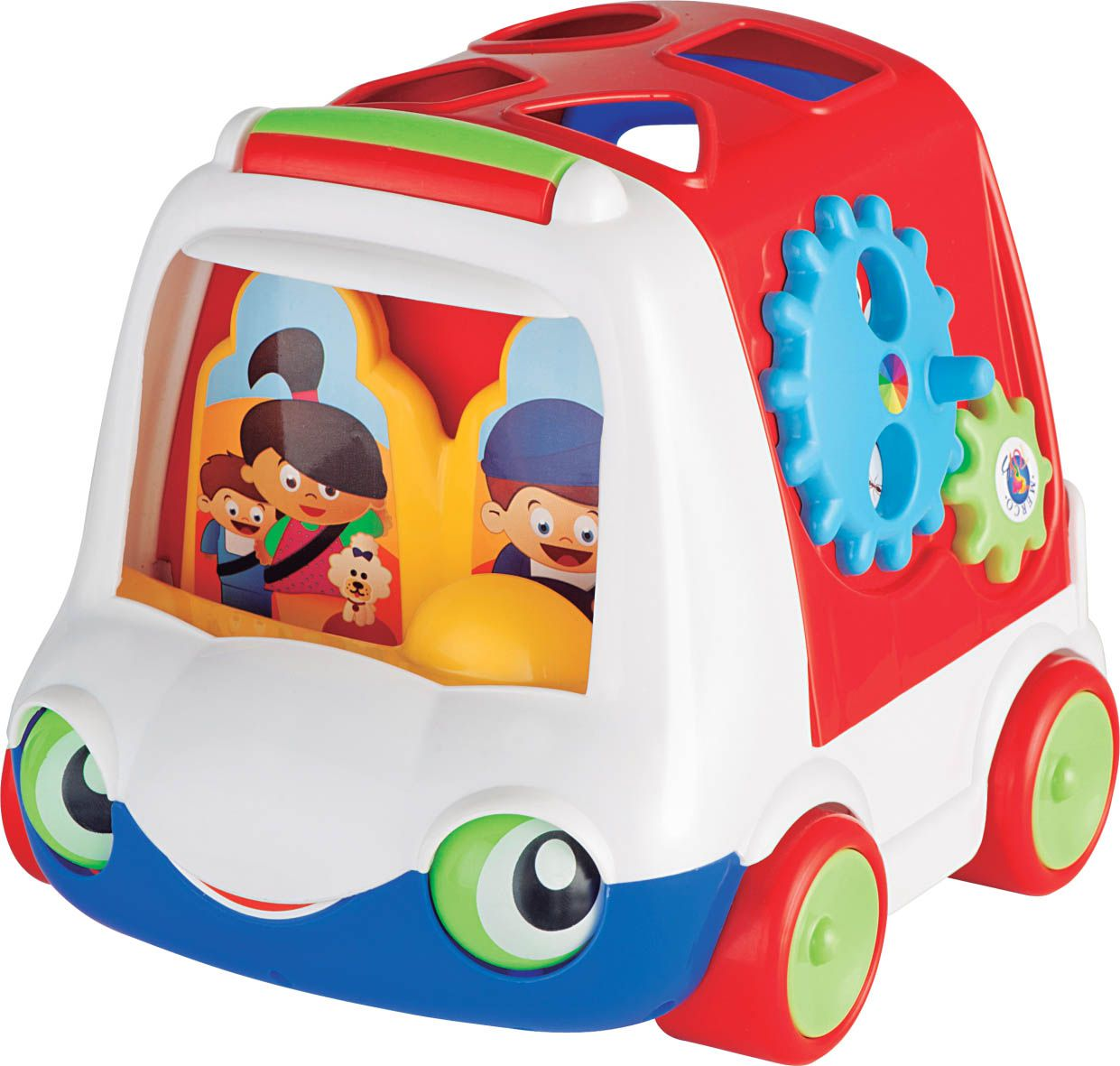 Baby Bus - Mercotoys