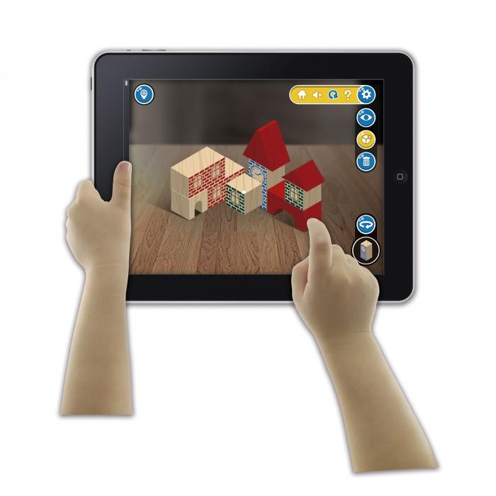 Brincando de Engenheiro com Aplicativo de Realidade Aumentada