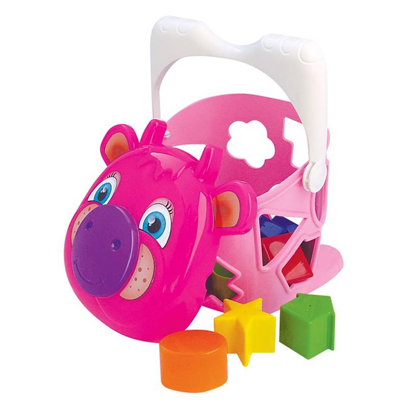 Brinquedo Didático Vaquinha Joly - Mercotoys