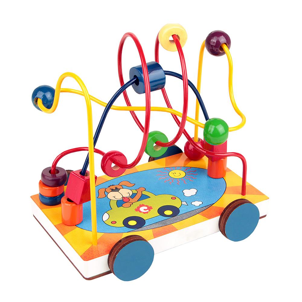 Brinquedo Educativo Aramado Carrinho