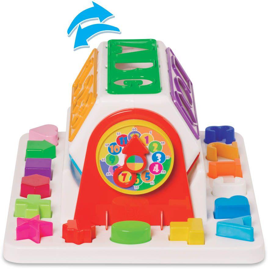 Brinquedo Educativo Girababy - Mercotoys