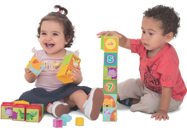 Brinquedos para Bebês de 1 ano