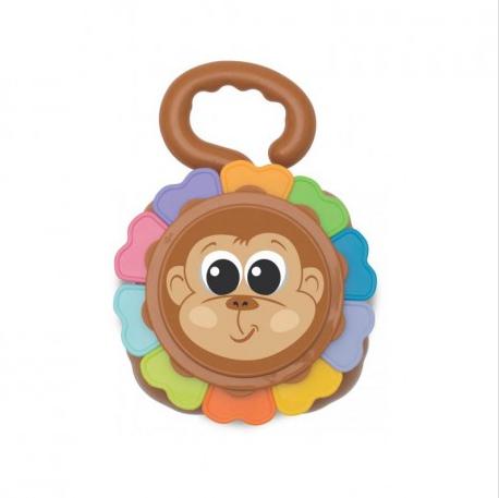 Empilha Baby Macaco - Mercotoys
