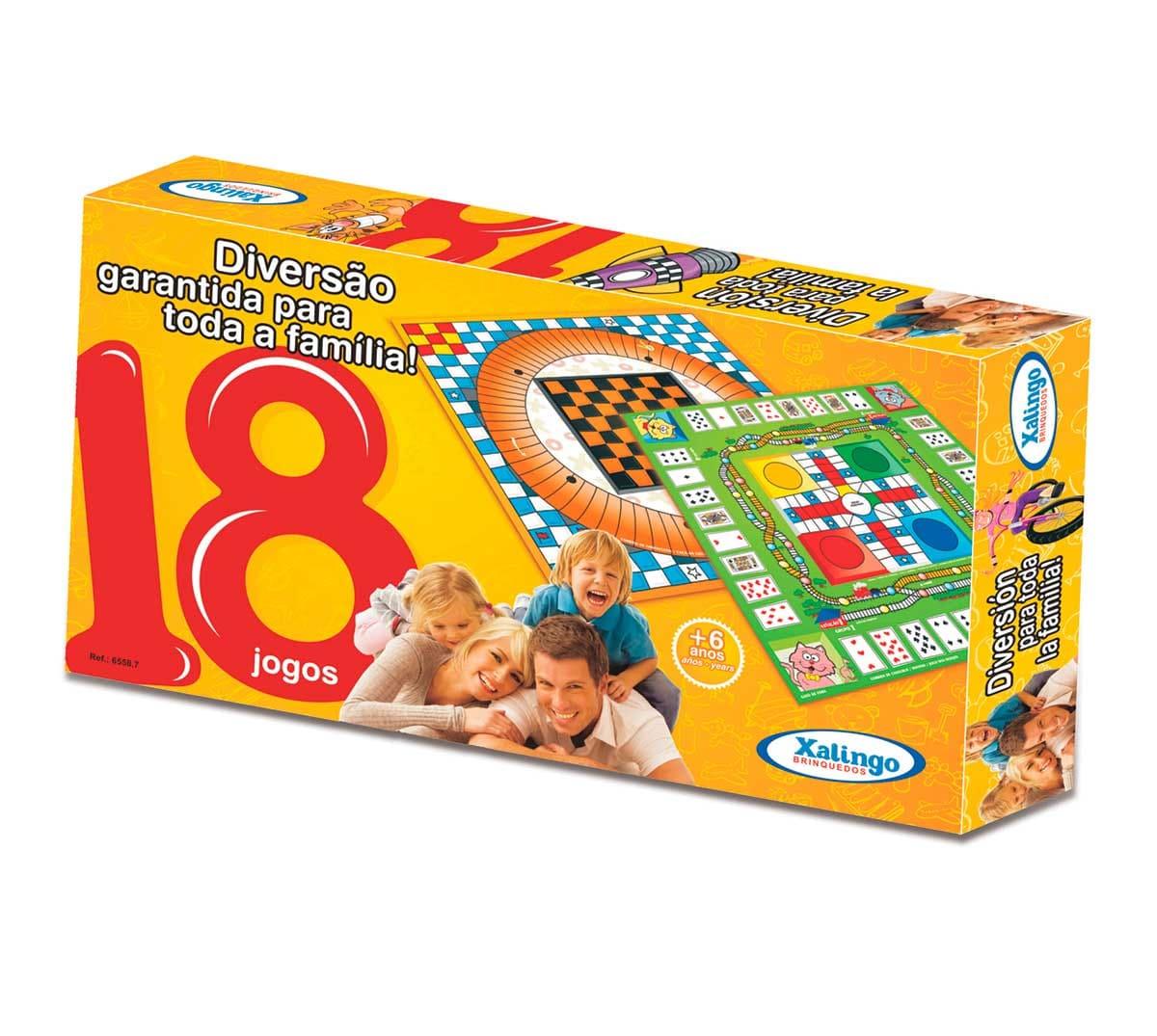 Jogos Educativos - 18 Jogos
