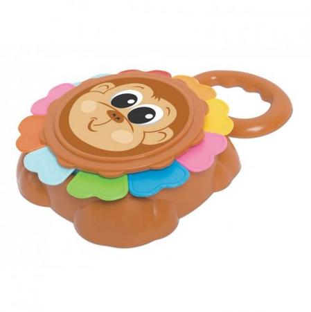 Kit de Brinquedos Educativos Cubo Didático + Empilha